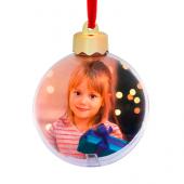 Bola de Natal redonda