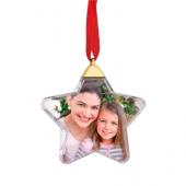 Bola de Natal estrela