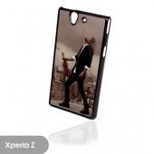 Capa Sony Xperia Z preta